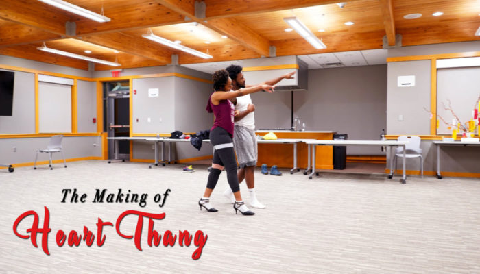 The Making of HEART THANG